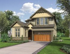 ePlans Traditional House Plan – Stylish Traditional With Craftsman Design Details – 3593 Square Feet and 4 Bedrooms from ePlans – House Plan Code HWEPL76510