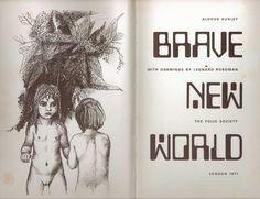 Brave New World, 1971 Folio edition