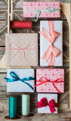 Valentine's Day Gift Wrap