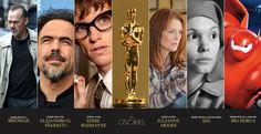 Felicidades a todos los ganadores pero especialmente a Emmanuel Lubezki por ser ganador de este premio tan importante por 2 años consecutivos. ¡Muchas felicidades a los ganadores del #Oscar2015!