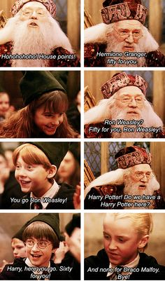 lol none for Draco Malfoy!