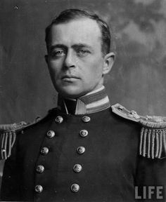 Robert Falcon Scott - British Naval Officer & Explorer who led two expeditions to Antartic. Born 1868 Died 1912.