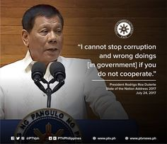 President Of The Philippines, Current President, War On Drugs, My Values, Political Science, Foreign Policy, Presidential Election, Armed Forces, Human Rights