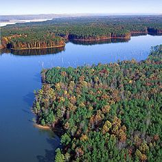Jordan Lake State Recreation Area! Whether you're looking for fun in the sun or an evening under the stars, Jordan Lake offers it all.
