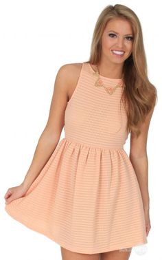 Simple As This Dress
