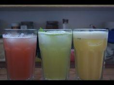 Drei alkoholfreie Cocktails Teil 1 - Natürlich Lecker