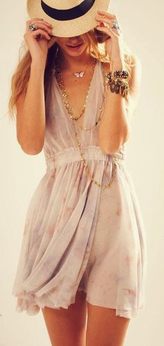 Dress & Necklace