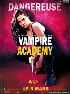 Poster Rose Vampire Academy movie
