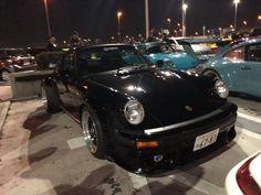 RWB at Tarumi parking Rauh Welt, Porsche, Japan, Cars, Vehicles, Autos, Car, Car, Automobile