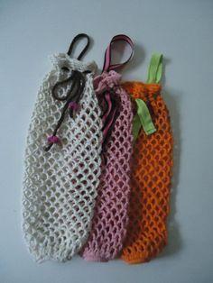 Plastic Bag Holder More