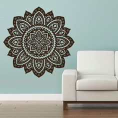 Wall Decal Vinyl Mural Sticker Art Decor by StickersForLife, $28.99