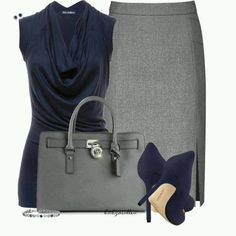 Modische Outfits What to wear to work this fall: 22 office outfits must-haves The Glamour of Luxury Mode Outfits, Office Outfits, Casual Outfits, Fashion Outfits, Fashion Trends, Heels Outfits, Woman Outfits, Office Wear, Casual Office