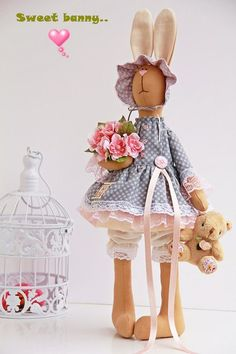 Куклы Тильда. Выкройки. Авторские работы