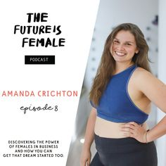 Ah babe, Season 1 of The Future is Female Podcast is almost over but have I got two amazing babes for you.⁠ First up, the amazingly lovely @amandacrichton. ⚡️⁠ ⁠ We spoke at length about her journey of self love, wanting that for every person and so much more💕⁠ ⁠ If you haven't taken a listen, please do and while you're there babe - please rate and review the show! It's literally the best way for other female creatives to know about the show!⁠ ⁠ ⁠ | #thefutureisfemalepodcast #livemylife… Season 1, Self Love, Amanda, My Life, Babe, Stylists, Journey, Take That, Dreams