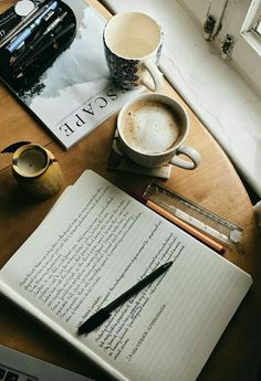 coffee time You are in the right place about studying motivation medical Here we offer you the most Coffee Study, Coffee And Books, Journal Aesthetic, Book Aesthetic, Autumn Aesthetic, Study Organization, Study Space, Study Hard, Work Hard