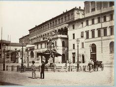 Italia, Roma, ca. 1875    #Europe #Italia #Rome_Roma