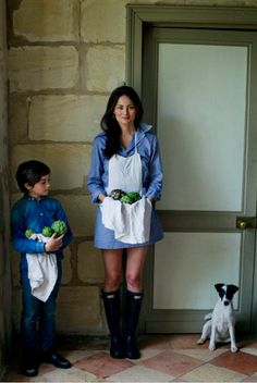 Mimi thorisson s favorite french spring recipe home for Mimi thorisson family