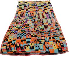 Vintage Moroccan rugs, Vintage Berber rugs, rare Moroccan rugs and collectible rugs available from The Rug Souk.