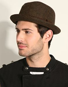 876e9a351e8 Tribly hat- A tribly hat is a narrow-brimmed fedora. It has a