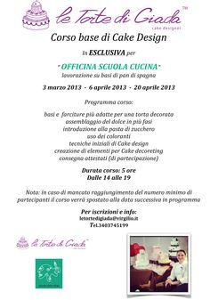 corsi e lab junior con giada de le torte di giada   corsi di cake ... - Officina Cucina Brescia