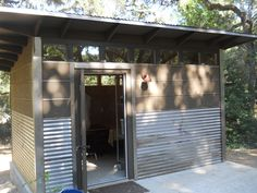 1000 images about tin on pinterest corrugated metal for Modern shed siding