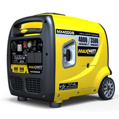 Inverter Generator, Portable Generator, Generators, Domestic Appliances, Sine Wave, Safety Switch, Electronic Devices, Electrical Equipment