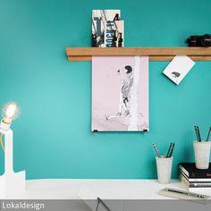 Die Bilder werden in der Leiste durch Murmeln gehalten - was für ne tolle Idee. …