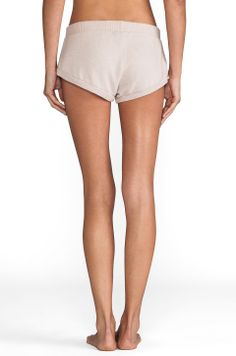 """Eberjey """"Cozy Time"""" Shorts in Pink Clay.  Yes please."""