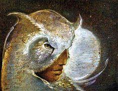 Owl Spirit by Susan Seddon Boulet