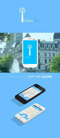 Movil app UI design