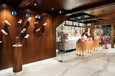 I don't eat meat but this is the coolest butcher shop I've ever seen!