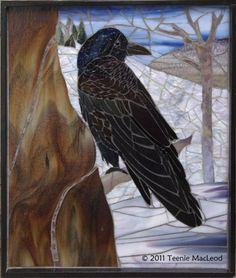 I call this 'Winter Raven'