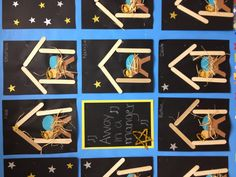 the vintage umbrella: Felt Nativity Preschool Christmas, Christmas Activities, Christmas Crafts For Kids, Christmas Fun, Festive Crafts, Christmas Nativity, Preschool Art Projects, Preschool Crafts, Preschool Centers
