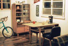 KURT(クルト) カップボード ブラウン | ≪unico≫オンラインショップ:家具/インテリア/ソファ/ラグ等の販売。