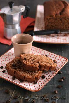 plumcake moka ricotta cioccolato soffice Statusmamma gialloblogs colazione merenda confortfood foto