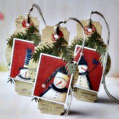 świąteczne przywieszki #święta #christmas ENCZOWO: Święta