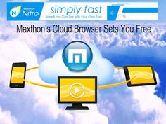 One Download: Download the latest Maxthon cloud browser