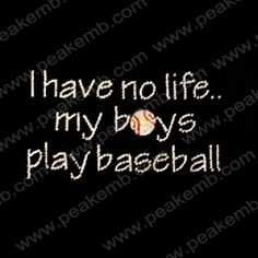 I Have No Life My Boys Play Baseball Rhinestone Transfer Designs 30 Pcs/Lot Iron On Fade Love Crystal Transfers Rhinestone Diamante Designs Wholesale