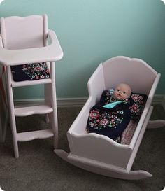 If I ever have girl children, we are making this adorable set.