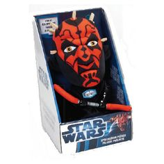Peluche Darth Maul Con Sonido 23 cm - Star Wars