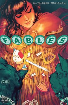 Fables Cover #140 - by James Jean ©