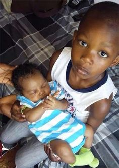 Patrick Sanyeha, 4 years old, and younger brother, Taj Jacque, 7 weeks old were being cared for by Sr. Bowah.  They also died in the fire on Gesner Street.  The boys were the sons of Elinor Jacque and grandsons of William Jacque.