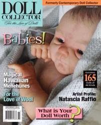 Lollipop Cloth Creations: Dolls Magazine