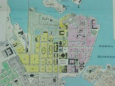 Helsinki 1863. Kajanuksen kartta. histdoc.net Helsinki, 12 Year Old, Ancient History, Ancestry, Finland, Maps, Knowledge, Country, Historia