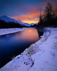 djferreira224:  Arctic Dawn by rich.perron on Flickr.