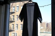 DIY Kimono Robe