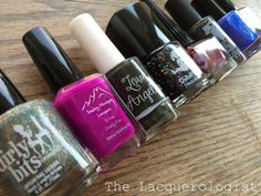 The Beauty Quartet +4 Box: October 2015 - Trick or Treat! Available for pre-order Sept 15th!!!