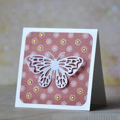 Minipřání s motýlem