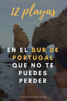 Descubre las mejores playas de Algarve! #algarve #portugal #playas Best Beaches In Portugal, Portugal Vacation, Hotels Portugal, Places In Portugal, Visit Portugal, Portugal Travel, Algarve, Cold Treatment, Good Mood