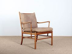 Colonial chair PJ 149 by Ole Wanscher - Galerie Møbler